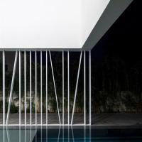 The white gallery house by Pitsou Kedem Architect
