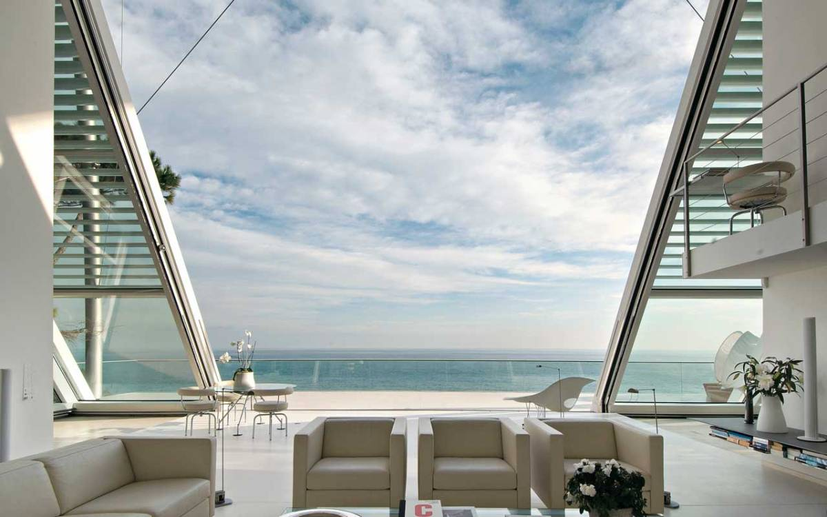 La Voile by  Foster &Partners