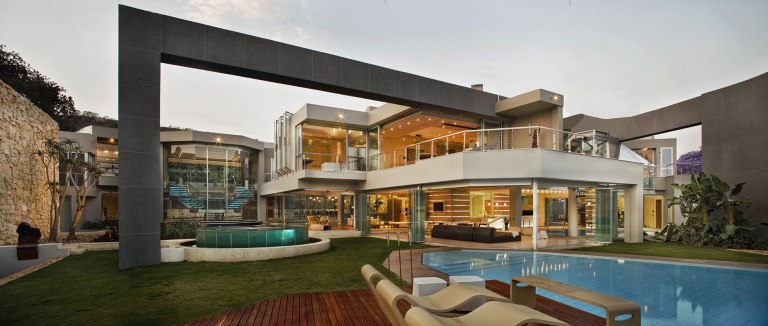 Glass House Designed By Nico Van Der Meulen Casalibrary