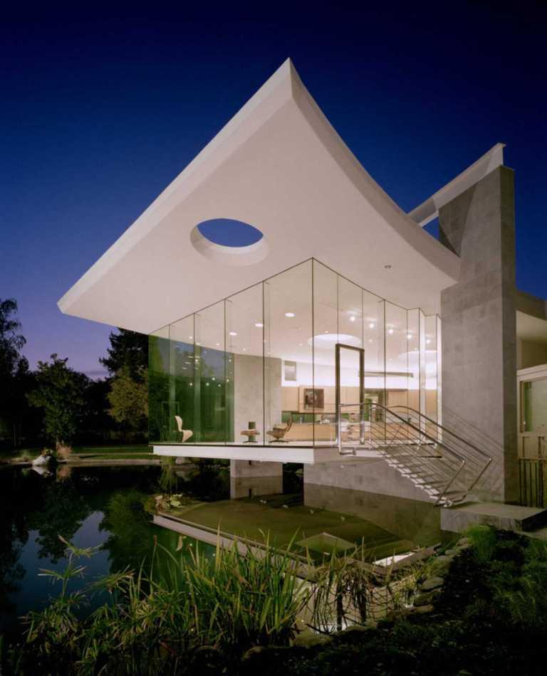 Lakeside Studio by Mark Dziewulski Architect05