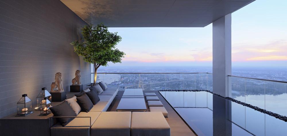 Pano Penthouse by Ayutt and Associatesdesign