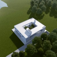 Modern Mansion, London – Beautiful House Design Competition Winner Maciej Grelewicz