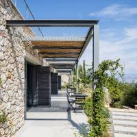 Corfu vacation house, Greece by Pitsou Kedem Architects