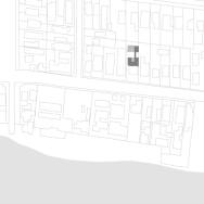 Claremont Residence by David Barr Architect Site-Plan_670