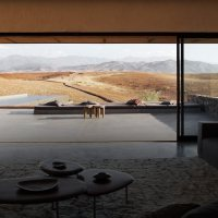 VILLA K IN THE MOROCCAN MOUNTAINS BY STUDIO KO