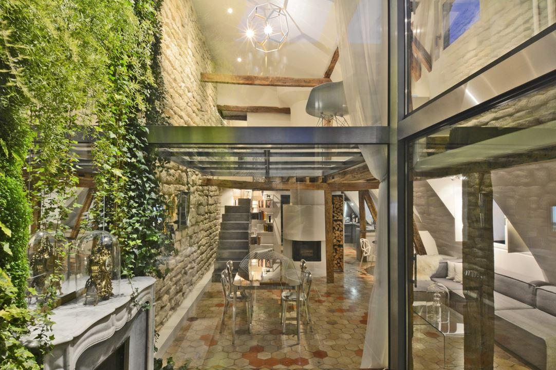 Atelier michael herrman apartment place de la madeleine paris casalibrary - Atelier location paris ...