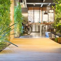 Commercial Space Turned into a Loft in Terrassa (Barcelona) by Egue y Seta