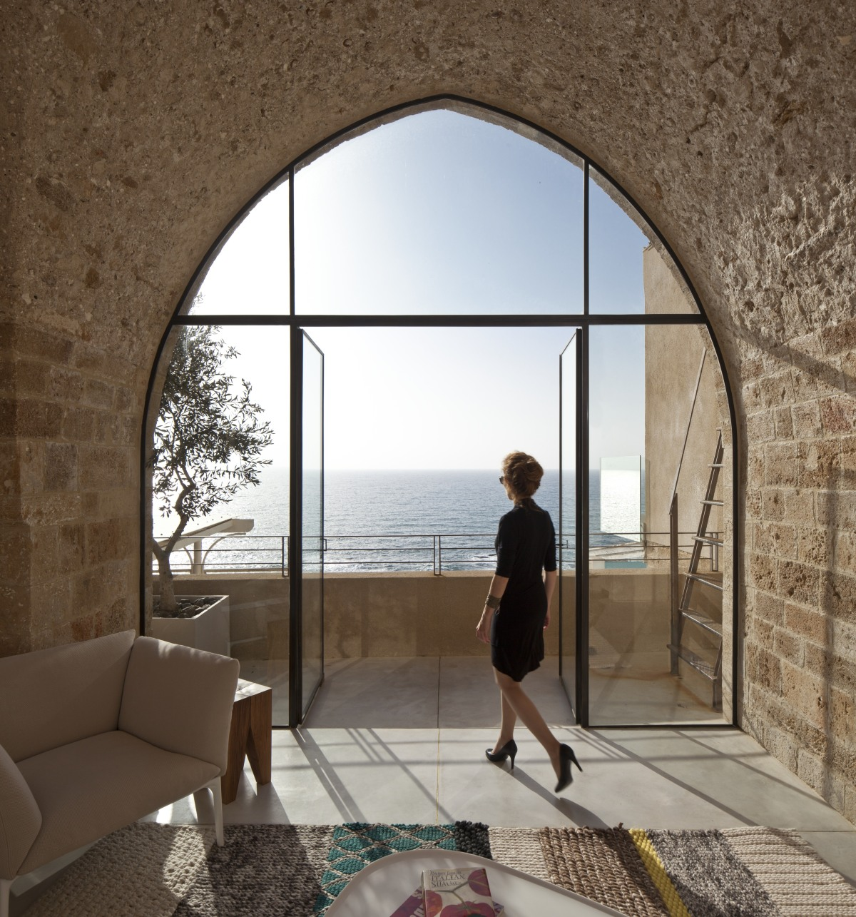 Factory Jaffa House by Pitsou Kedem Architects