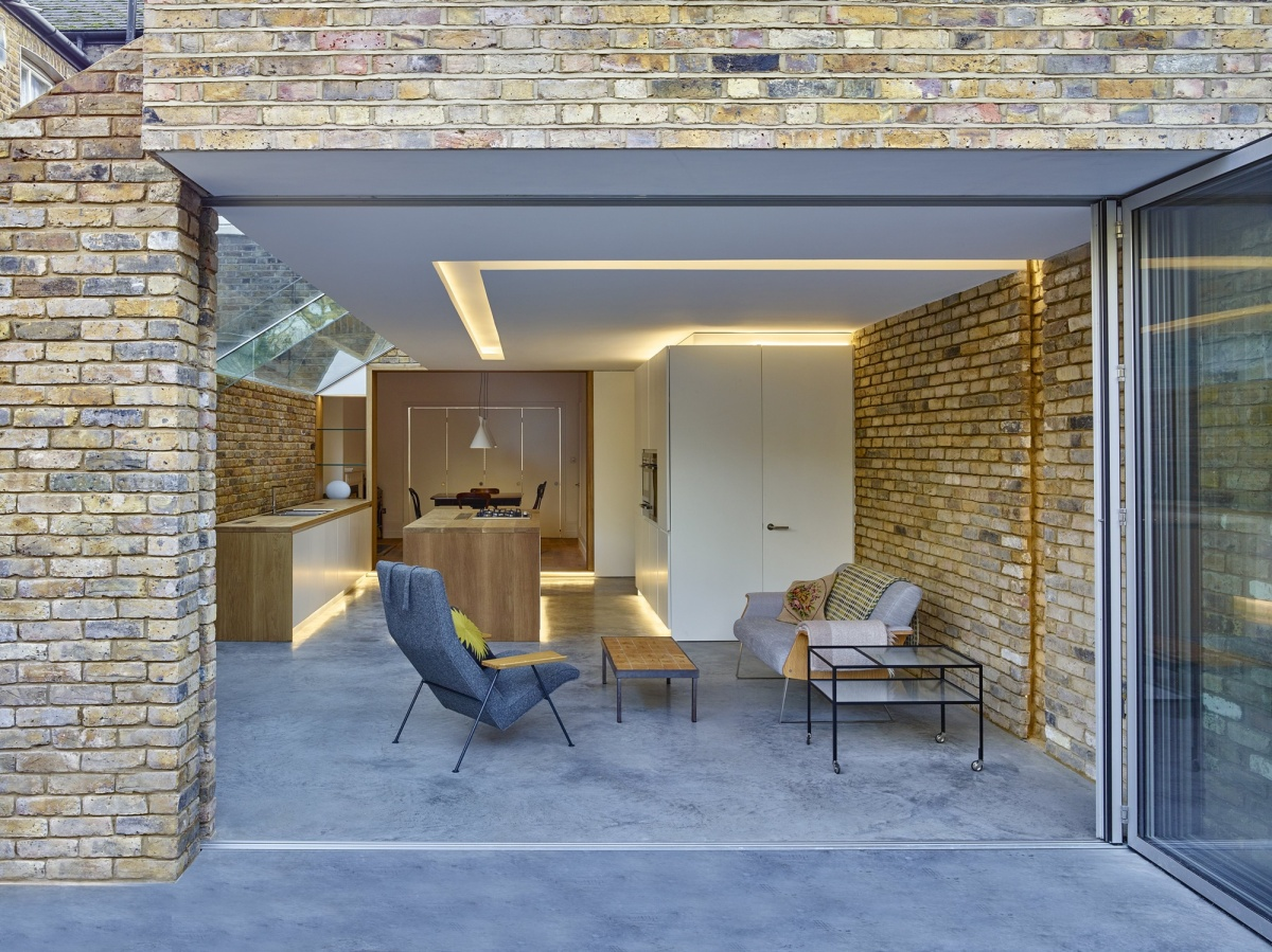 Modern Side Extension London By Coffey Architects