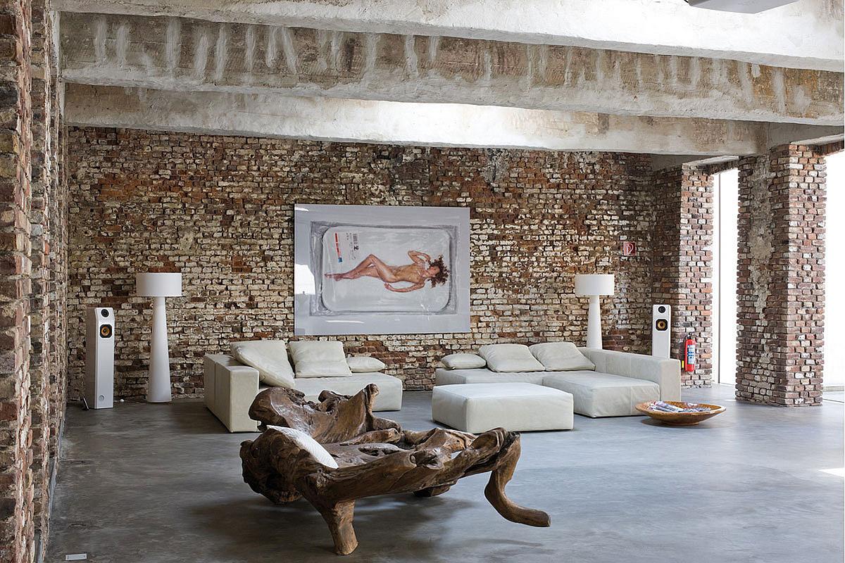 Loft Dusseldorf/Atelier d\'Architecture Bruno Erpicum & Partners ...