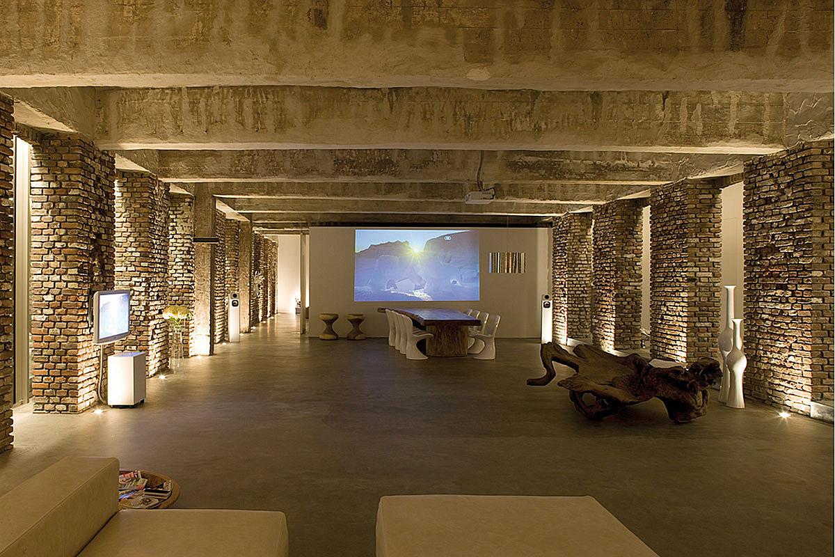Loft Dusseldorf/Atelier d'Architecture Bruno Erpicum &Partners