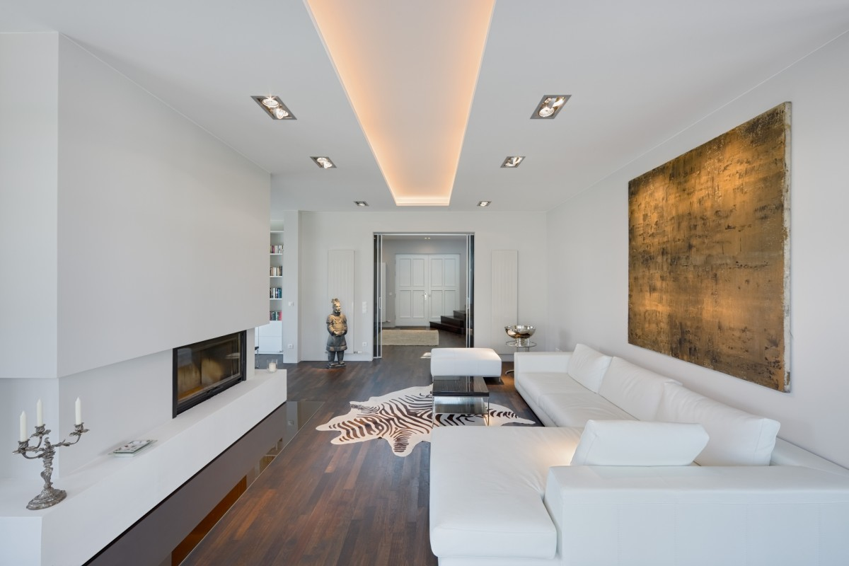 Villa potsdam interior design berlinrodeo casalibrary - Modern house interior design ...