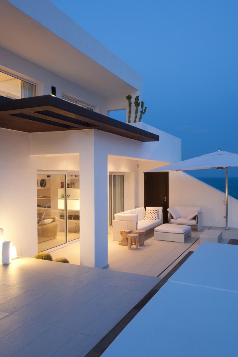 Dupli dos pasaje al mar by juma architects minimum - Residence de standing saota roca llisa ...