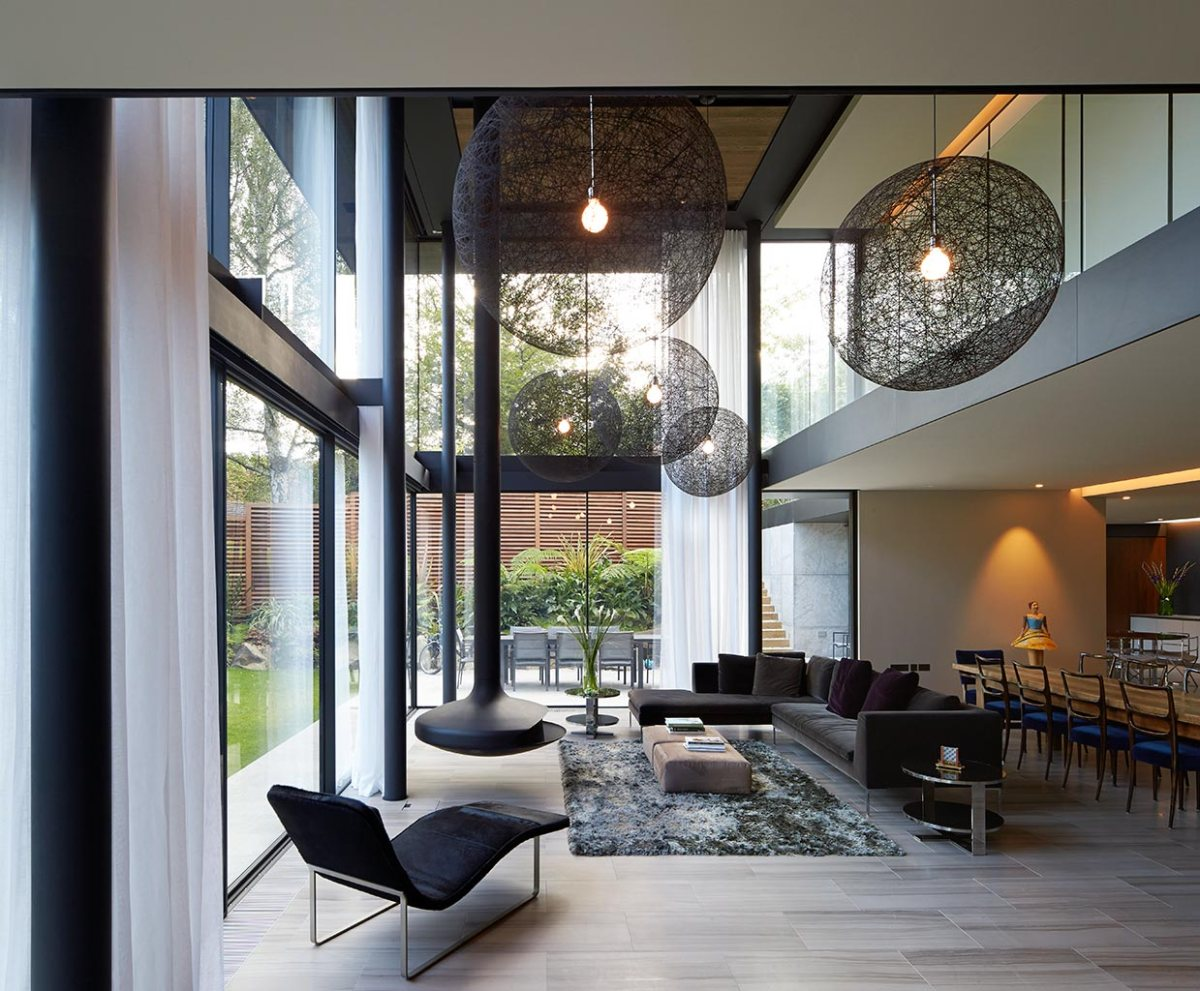 Fitzroy Park House by Stanton WilliamsArchitects