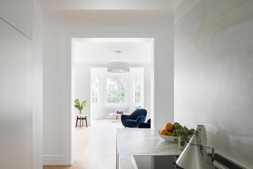 K apartment by MARSTONARCHITECTS