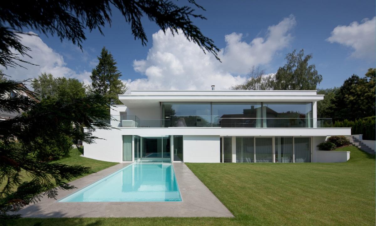 Villa Von Stein by PhilippArchitekten
