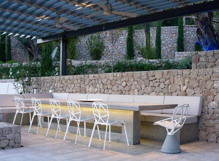 RESIDENCE IN CORFU BY ZOUMBOULAKIS ARCHITECTS 06