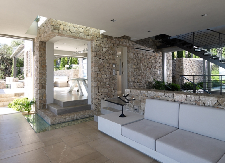 RESIDENCE IN CORFU BY ZOUMBOULAKIS ARCHITECTS 08