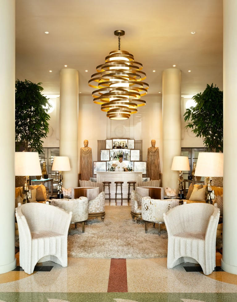 Tides south beach by kelly wearstler casalibrary for Kelly wearstler interior design