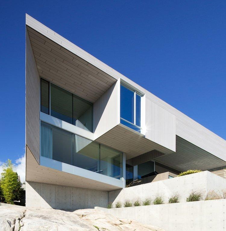 Sunset House by Mcleod Bovell Modern Houses 01