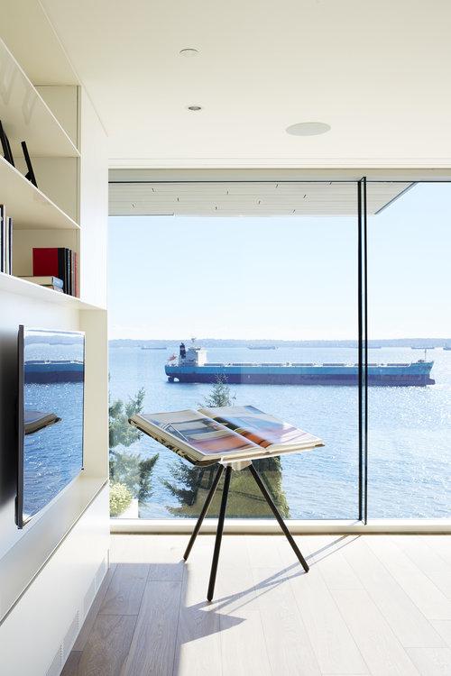 Sunset House by Mcleod Bovell Modern Houses14+Credit+Martin+Tessler