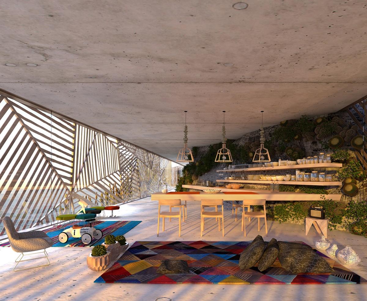 MUGU house by StéphaneMalka