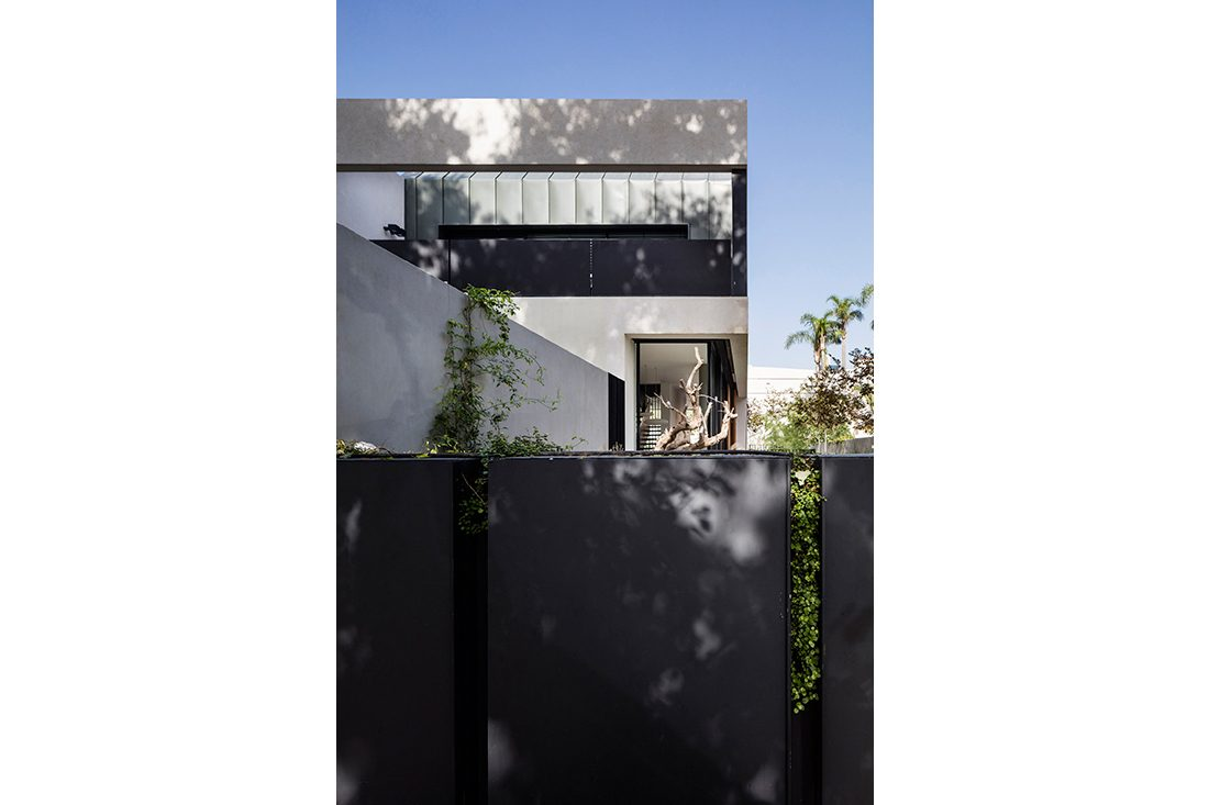 private house in herzliya 2016 rona levin ruth packer architects