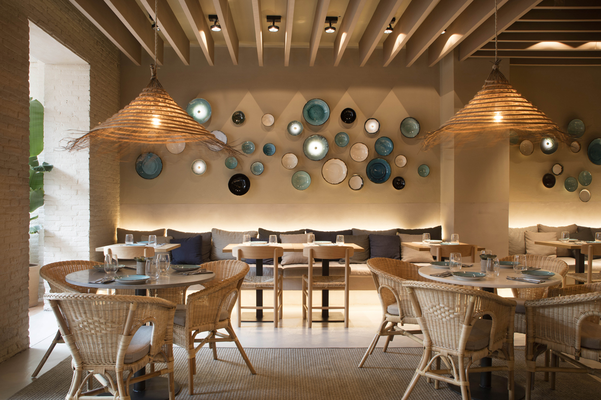 TURQUETA Restaurants by Tarruella Trenchs Studio