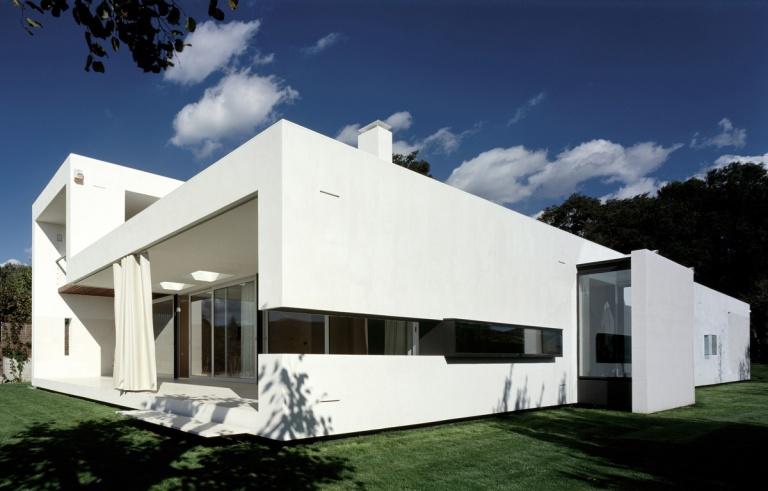 Ch house la garriga baas arquitectura casalibrary - Casa la garriga ...
