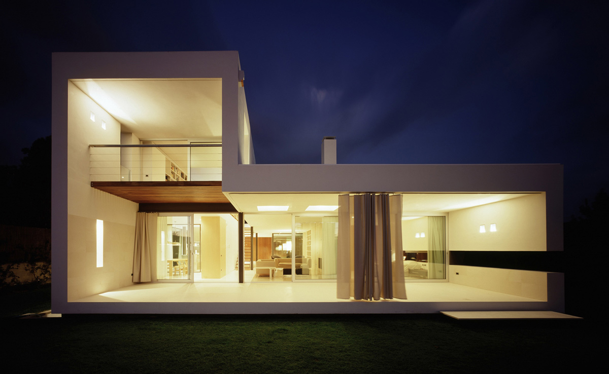 CH House by BAASarquitectura