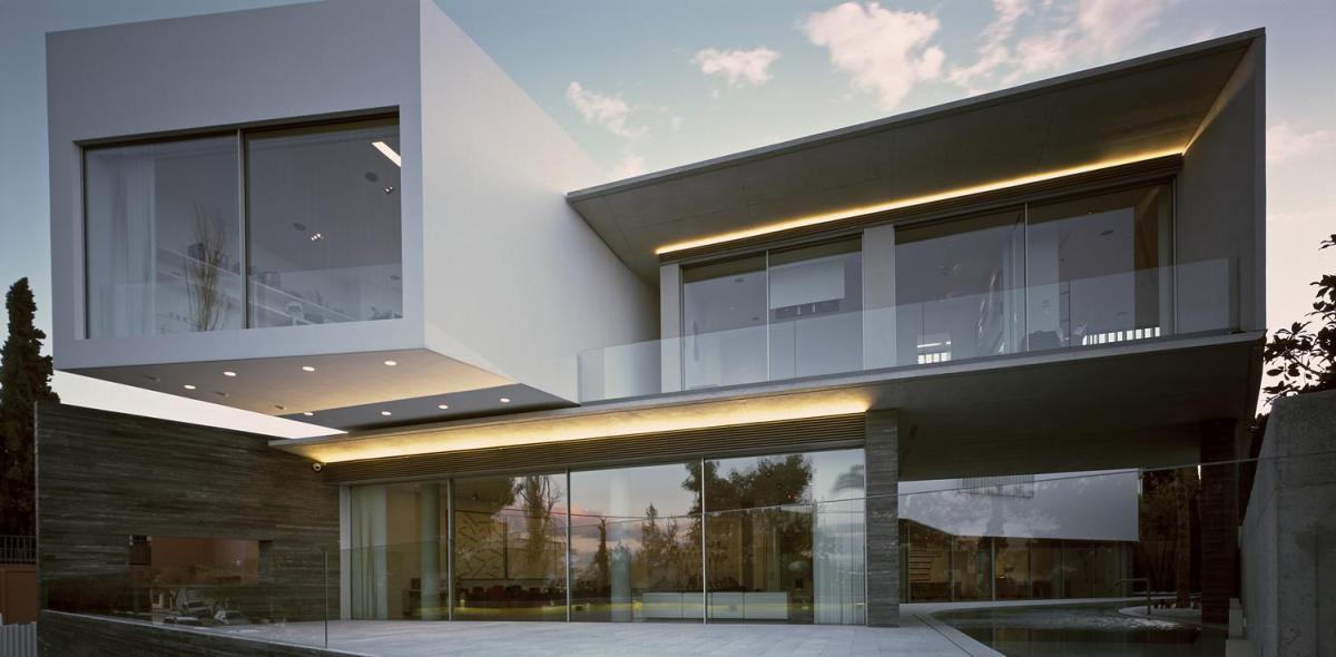 Psychiko House by DivercityArchitects