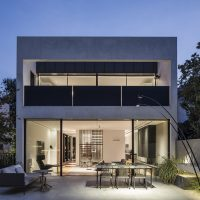 Private House in Hertzliya Pituah / Levin Packer architects