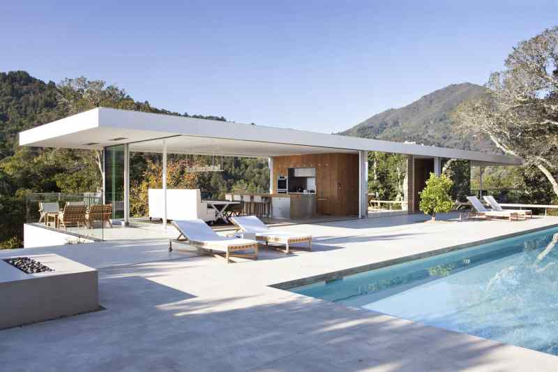 Turner Residence by Jensen Architects 01