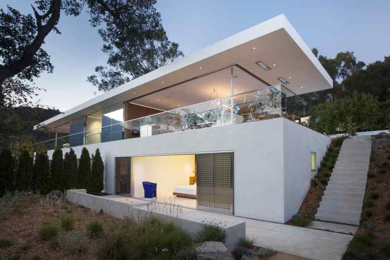 Turner Residence by Jensen Architects 13