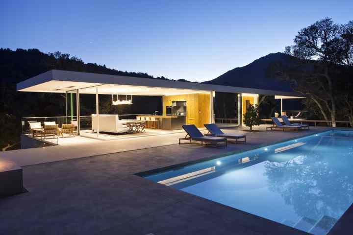 Turner Residence by Jensen Architects 15