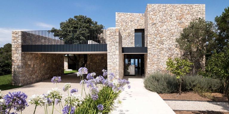 Mallorca house 086 by estudio cano claudio hern ndez - Arquitectos palma de mallorca ...