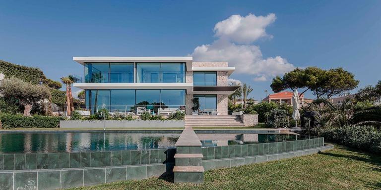 Mallorca house 087 by estudio cano casalibrary - Estudio palma de mallorca ...