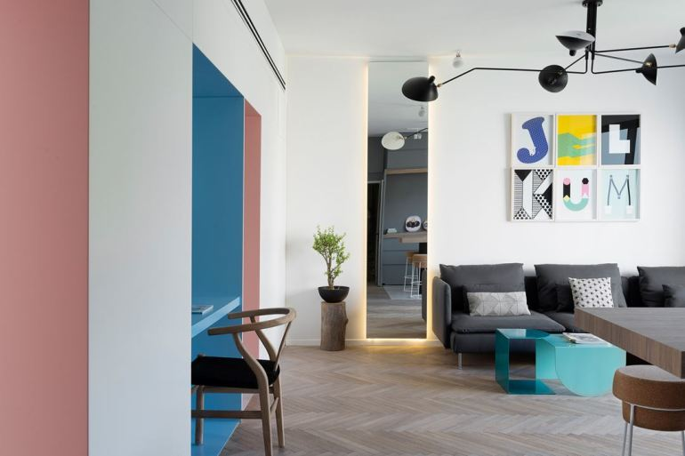 APARTMENT IN TEL AVIV BY MAAYAN ZUSMAN + AMIR NAVON 04
