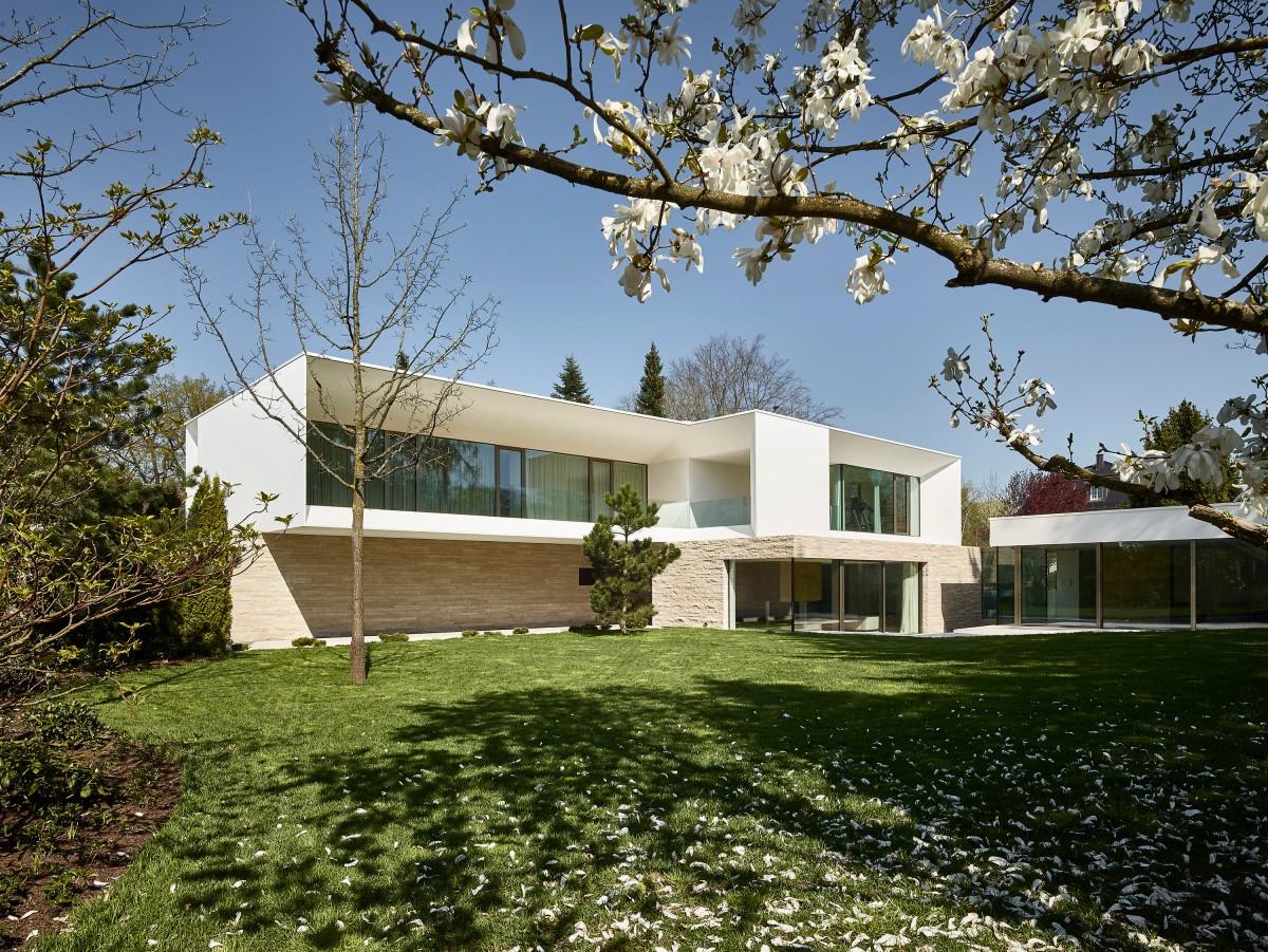 München, Haus H by Titus Bernhard Architekten