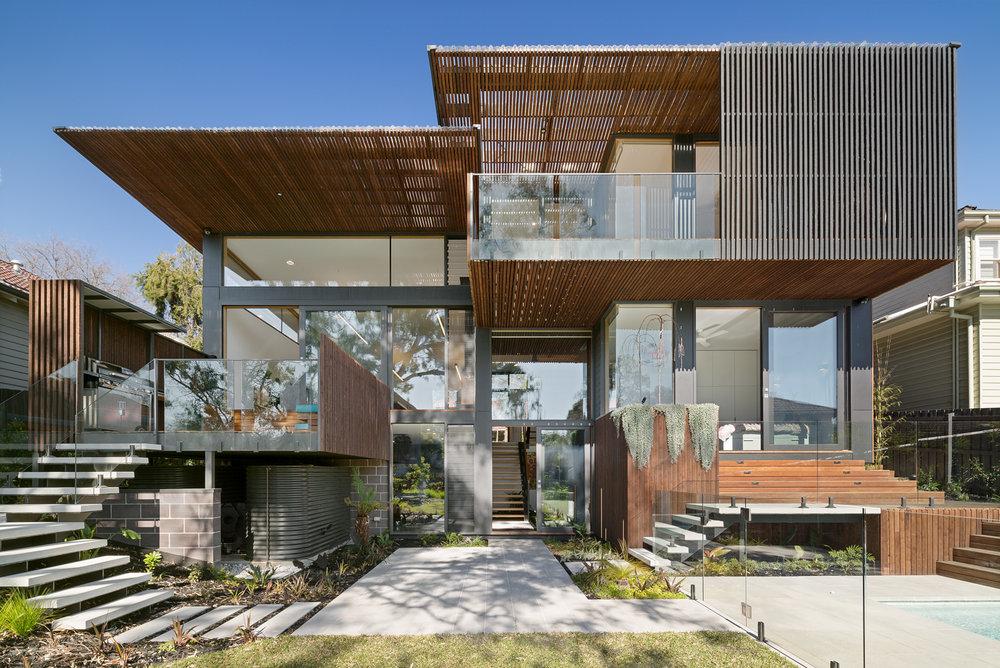 Ashburton Trail House By Zen Architects Casalibrary