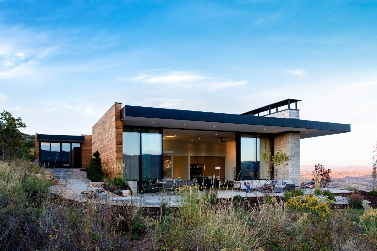 park city modern residence by sparano mooney architecture casalibrary