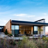 Park City Modern Residence by Sparano+ Mooney Architecture