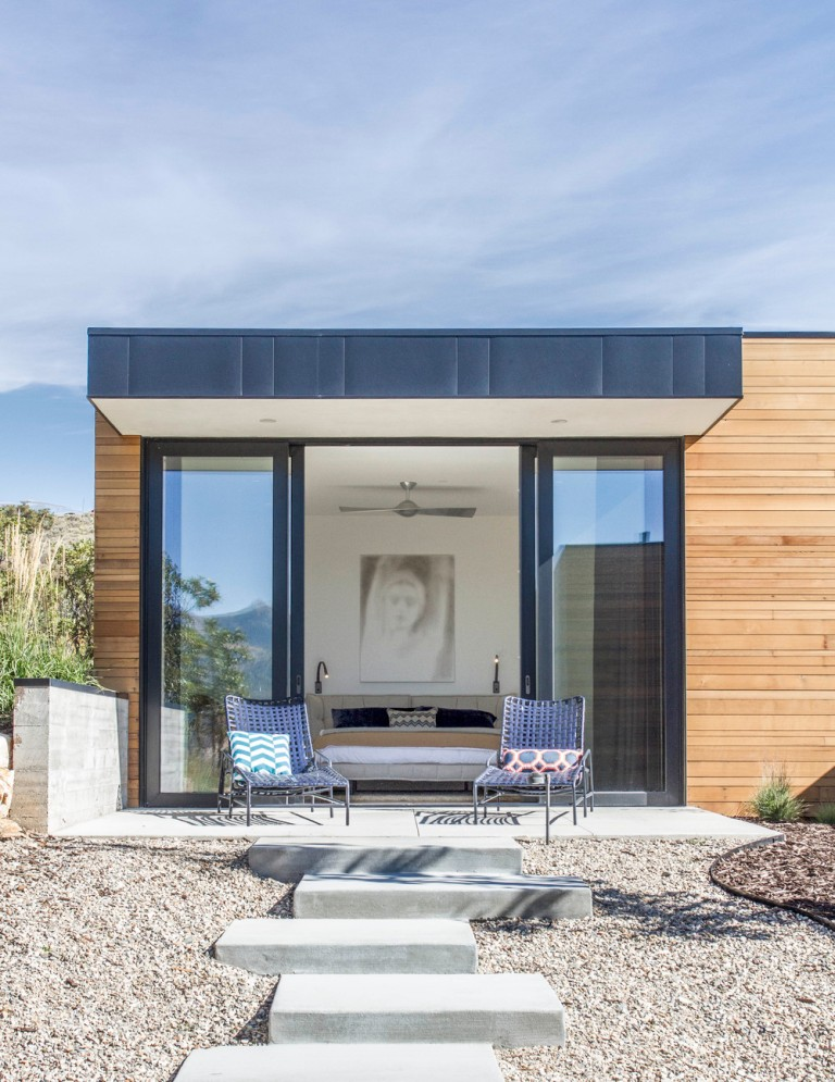 Park city modern residence by sparano mooney architecture for Architecture firms salt lake city