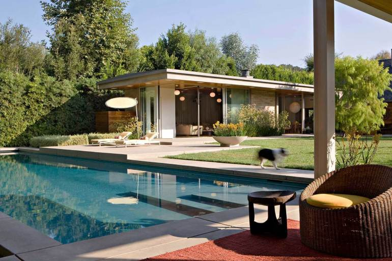 Brentwood modern by Jamie Bush + Co 4