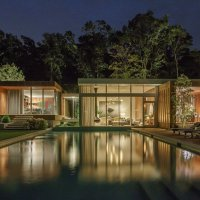 Old Orchard House by Blaze Makoid Architecture