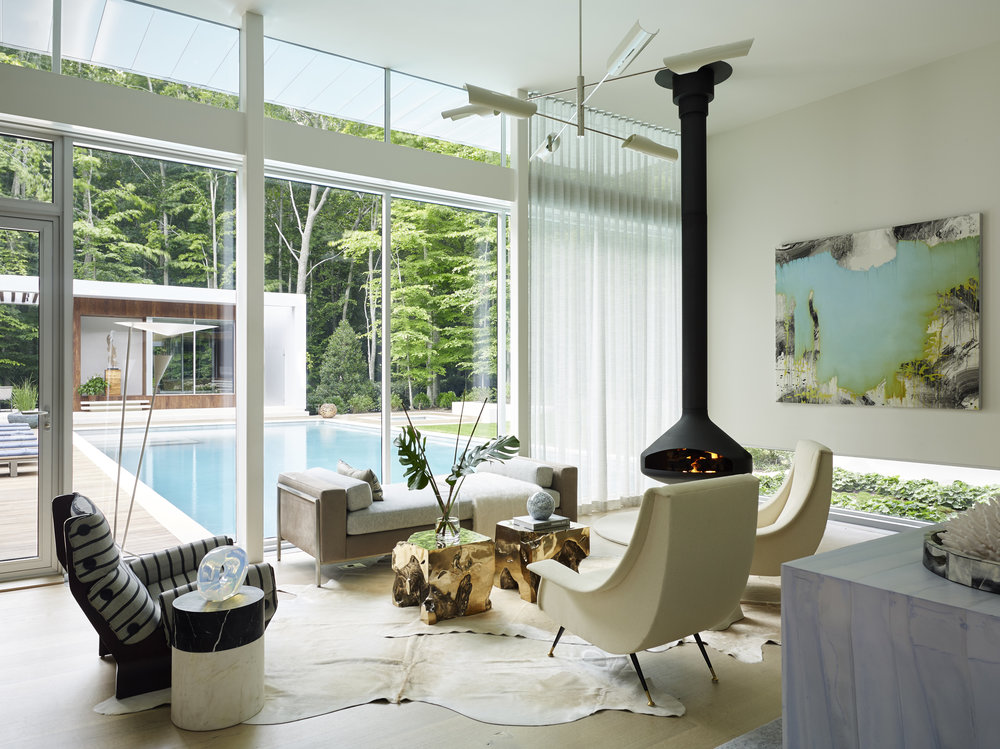 East hampton ny home architect blaze makoid design david scott interiors
