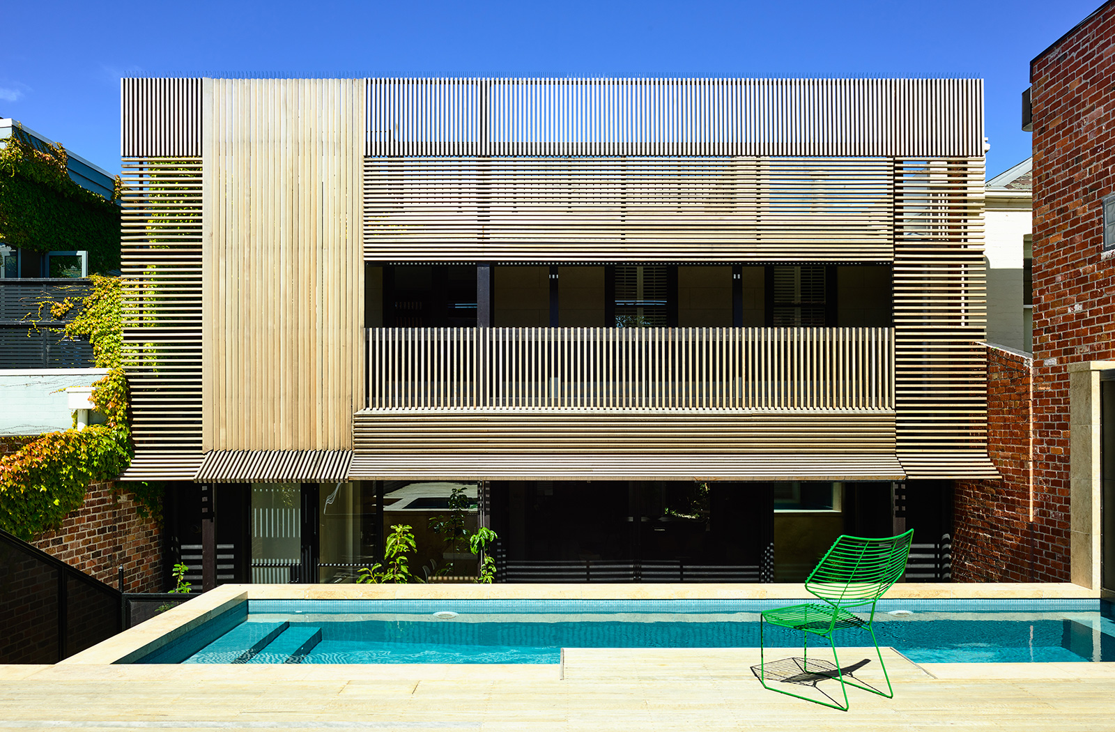 Delightful Terrace House By Wolveridge Architects