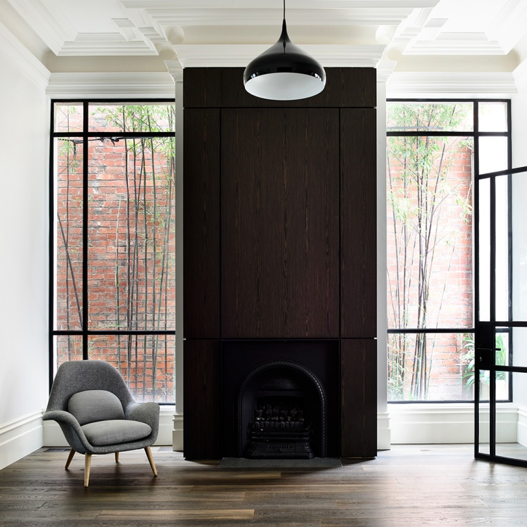Wolveridge-Architects-East-Melbourne-Heritage-Victorian-Terrace-House-Conversion-Renovation-Townhouse-Development-Courtyard-Award-Winning-07