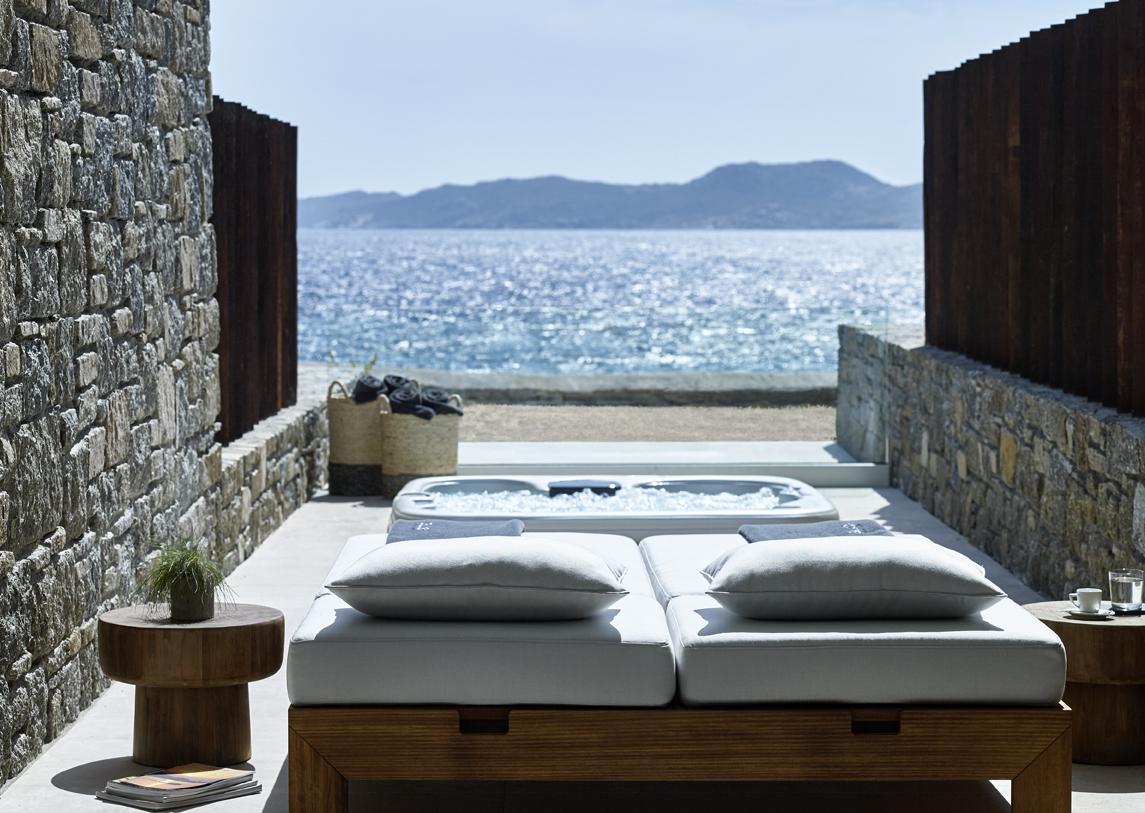 Mykonos, Bill & Coo Coast Suites byK-Studio