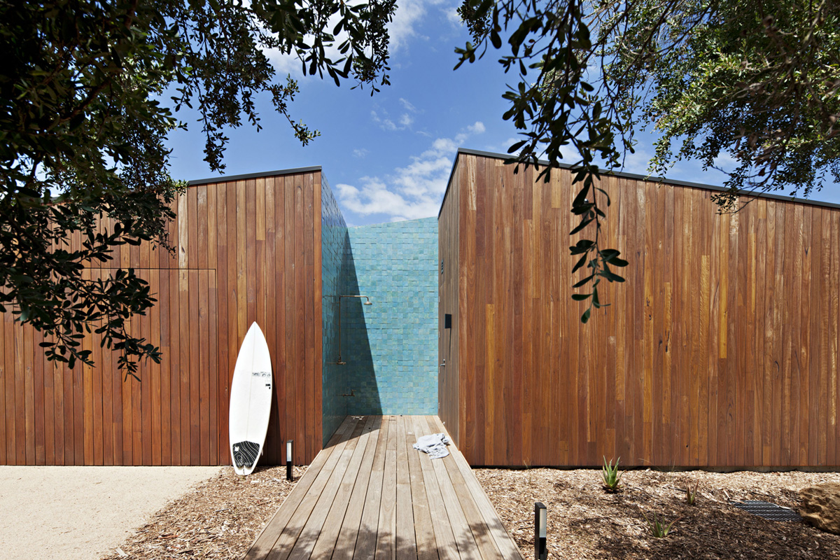 Hide and Seek House by BowerArchitecture